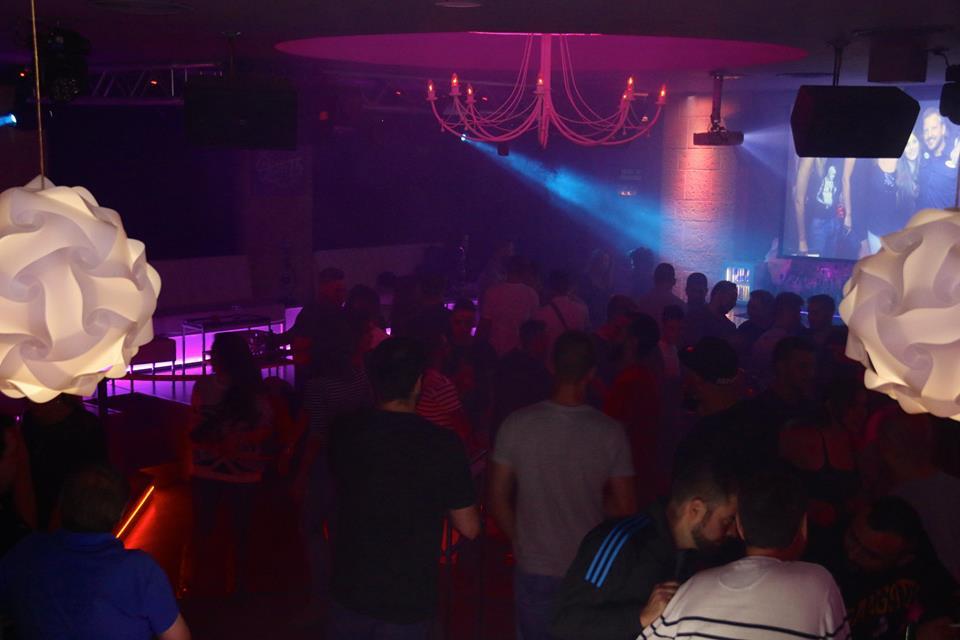 Sala para fiestas en Madrid 11
