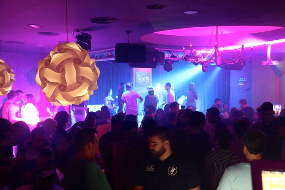 Sala para fiestas en Madrid 12