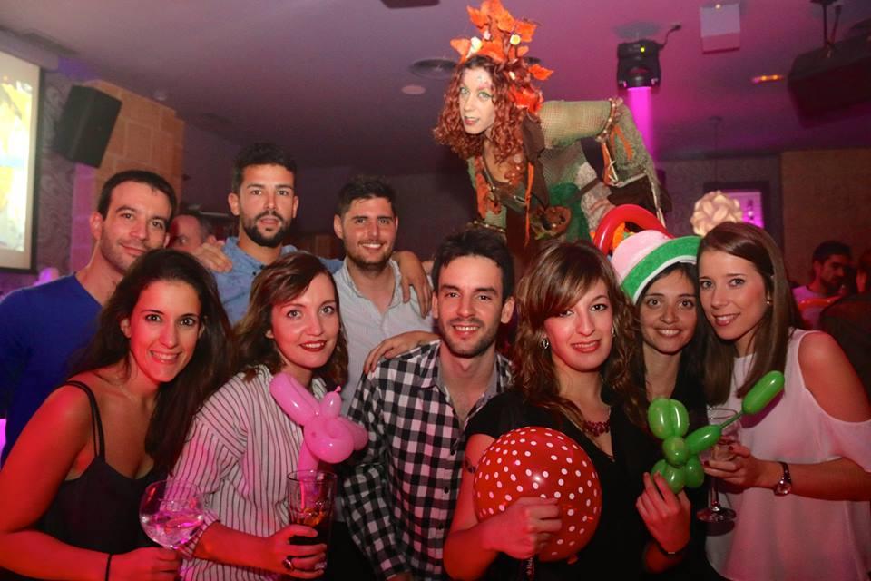 Sala para fiestas en Madrid 16