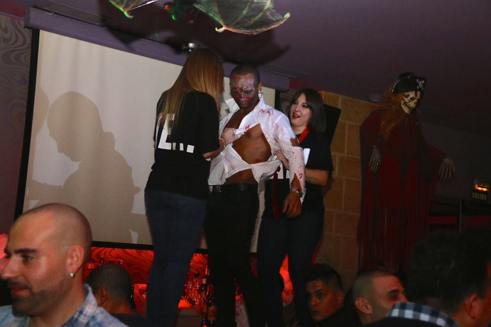 Sala para fiestas en Madrid 20