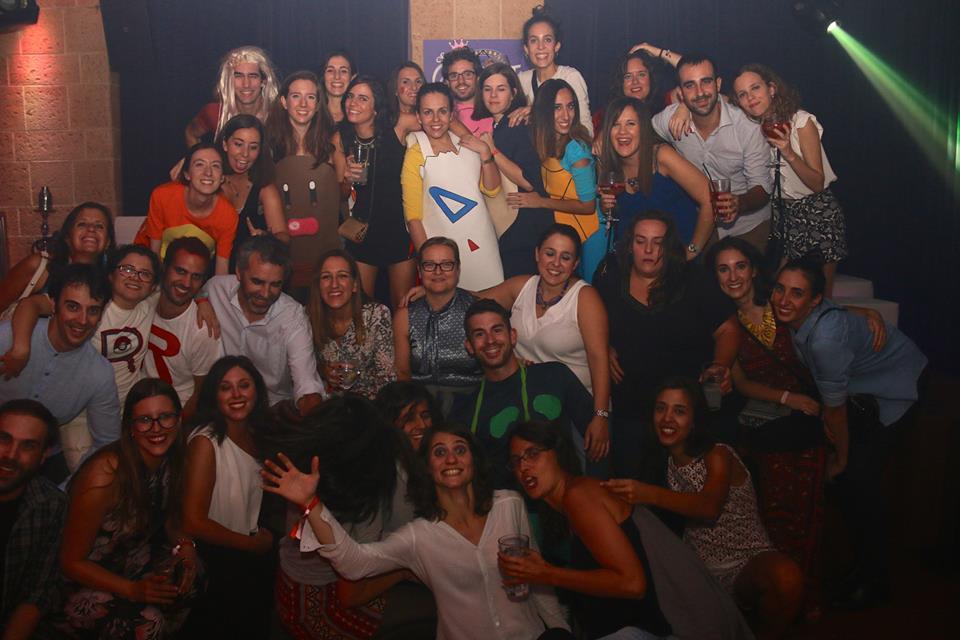 Sala para fiestas en Madrid 9