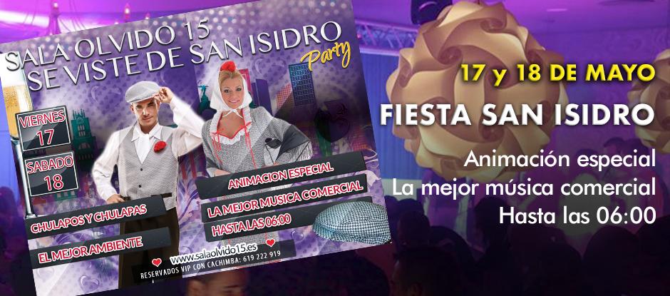 Fiesta san isidro