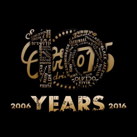 Sala Olvido 15 – 10º Aniversario